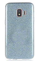TPU чехол Shine для Samsung Galaxy J2 Core (2018) (Голубой)