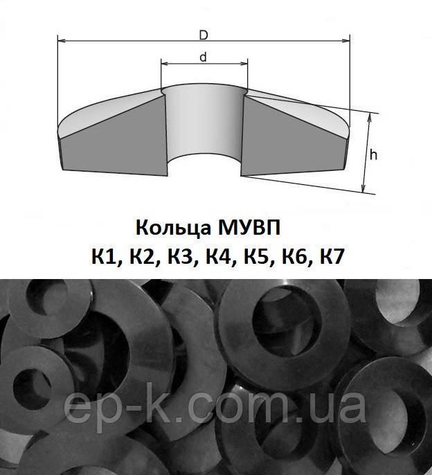 Кольцо МУВП К7 (45*86,5*22)