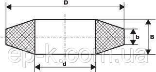 Кольцо МУВП К7 (45*86,5*22), фото 2
