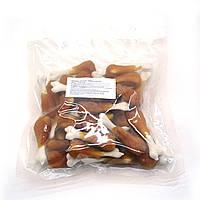 Вкусняшки жевательные кости 500 г Куриная голень для собак