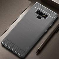 TPU чехол iPaky Slim Series для Samsung Galaxy Note 9 (Серый)