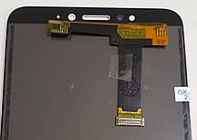 Модуль (дисплей + сенсор) для Meizu MX6 M685H білий, фото 3