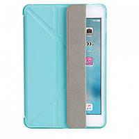 "Кожаный чехол-книжка TTX Slim-Y series для Apple iPad Pro 9,7"" (Голубой)"
