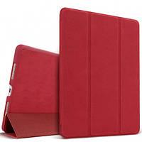 """Кожаный чехол-книжка TTX Vintage Leather с подставкой для Apple iPad Pro 9,7"""" (Красный)"""