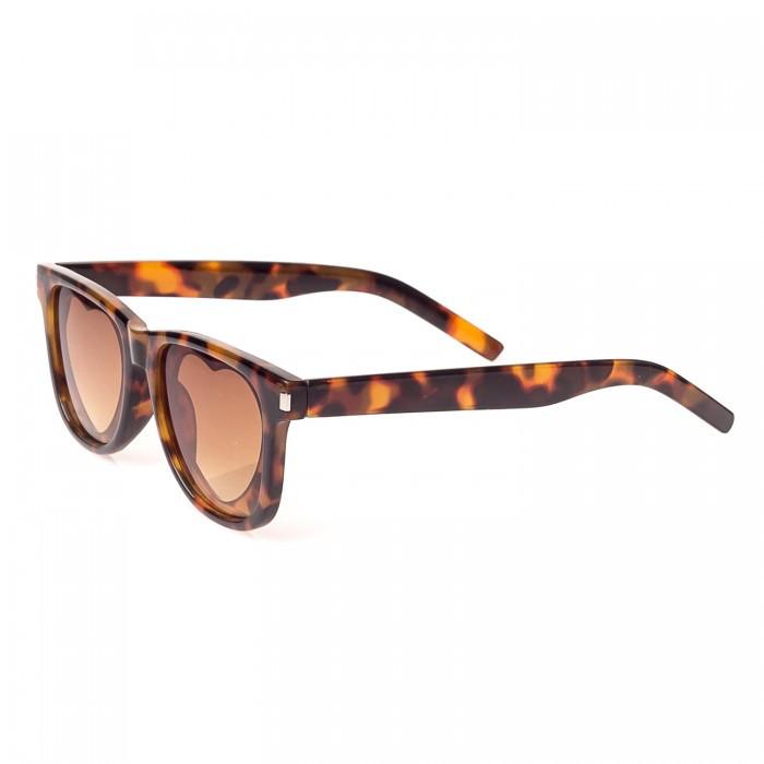 Солнцезащитные очки  Женские цвет Коричневый Линза-поликарбонат ( 1812-01 )