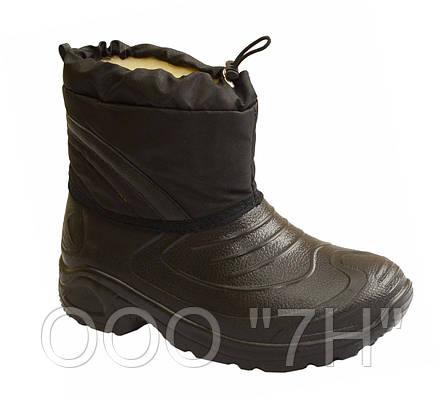 Ботинки мужские «Турист», фото 2