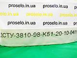 Шланг пожарный напорный К-51, 10 атм.20 метров Aquasila Украина внутр.диаметр 50 мм дренаж мотопомпа, фото 6