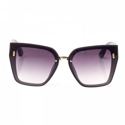 Солнцезащитные очки  Женские цвет Разноцветный Линза-поликарбонат ( 80096-02 ), фото 2