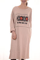 Сукня свитшот сток оптом Wu'Side, фото 1