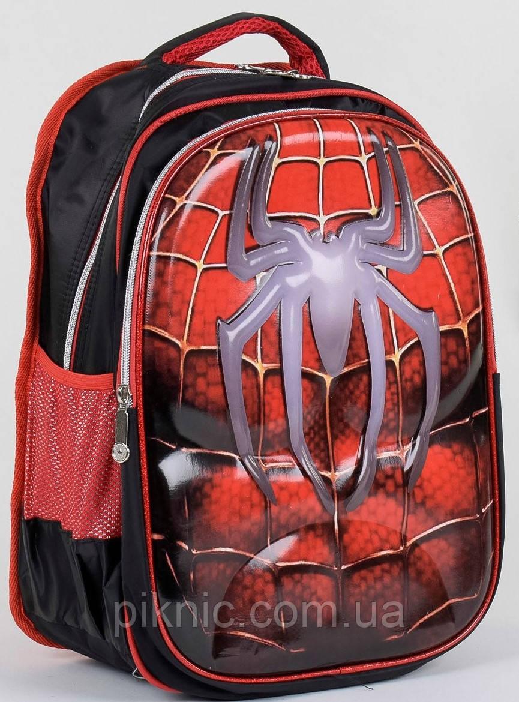 6ab103bd7880 Школьный рюкзак ортопедический Человек Паук для мальчиков. Детский портфель  ранец для школы 3, 4