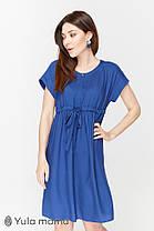 Воздушное платье из вискозы для беременных и кормящих мам размер 42 44 46 48 50, фото 3