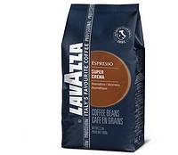 Кофе в зёрнах Lavazza Super Crema (оригинальный), 1 кг
