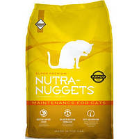 Корм для кошек Nutra Nuggets Maintenance 7,5 кг