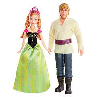 Набір ляльок Ганна і Крістоф з мф Холодне серце Frozen