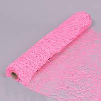 Флористическая сетка Star ярко розовая Все для флористики и декора