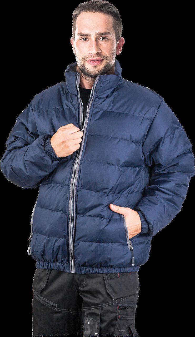 Зимняя куртка NEBRASKA рабочая Reis Польша (утепленная рабочая одежда)