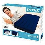 Надувной матрас Intex 68757, 99 х 191 х 22 см., фото 3