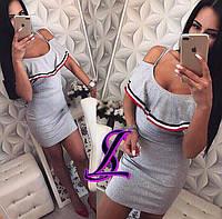 Платье-сарафан с хлопка , фото 1