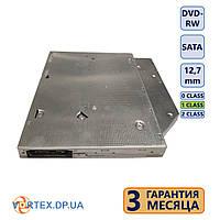 Привод для ноутбука (дисковод) DVDRW SATA 12,7мм проверенный (class 1) бу