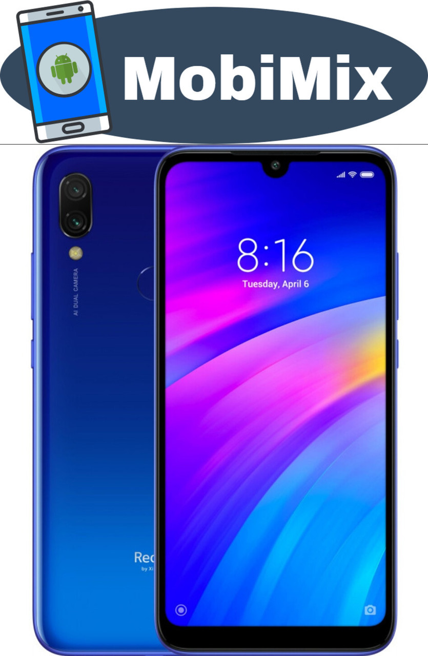 Xiaomi Redmi 7 3/64GB Blue Global