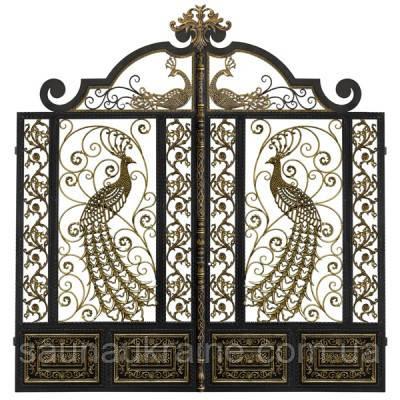 Ворота для дома дачи