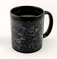 """Чашка - хамелеон """"starry sky"""" (звездное небо/зодиак)"""