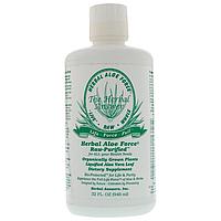 Сок Алоэ, Herbal Answers, Herbal Aloe Force, 1 л