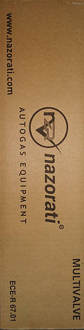 Мультиклапан Nazoratti клас А R67-00 200х30 з котушкою (шт), фото 2