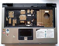 370 Корпус Acer TravelMate 5510 5514 BL51 - две половины нижней части + тачпад