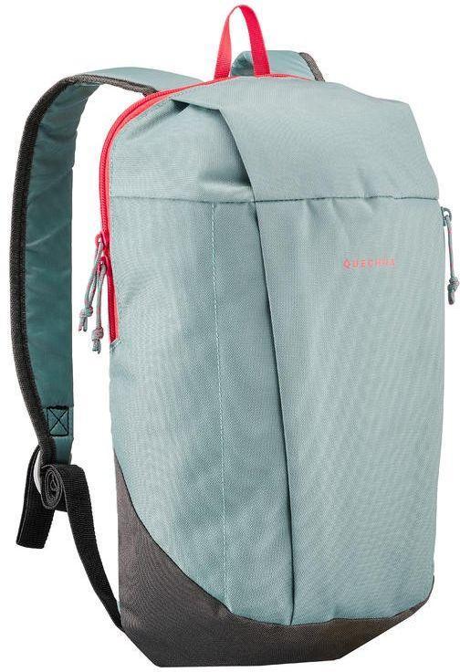 Рюкзак городской Quechua arpenaz 10 л. серый 2487060