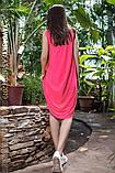 Платье молодежное из хлопка  размер  42 -48 цвет зеленый, фото 10