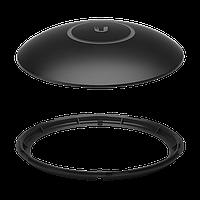 Декоративная накладка на точку доступаUbiquiti UniFi nanoHD, Black Design (nHD-cover-Black)