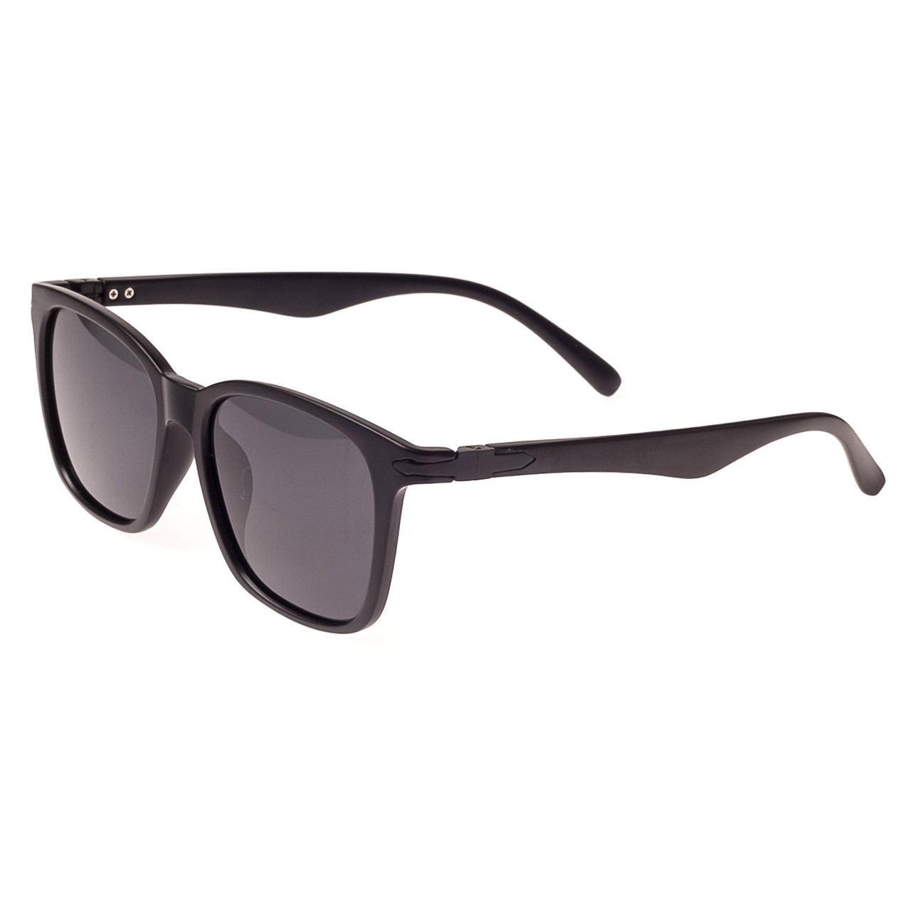 Солнцезащитные очки  Мужские цвет Черный Линза-поликарбонат ( 8091-02 )