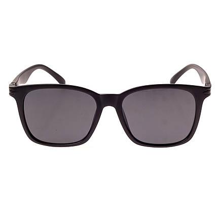 Солнцезащитные очки  Мужские цвет Черный Линза-поликарбонат ( 8091-02 ), фото 2