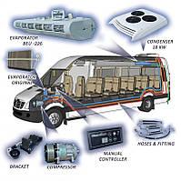 Накрышный кондиционер для микроавтобусов Фольксваген Т4 (13.5 кВт)