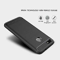 TPU чехол iPaky Slim Series для Huawei Y6 Pro (2017) / P9 Lite Mini / Nova Lite (2017) (Черный)