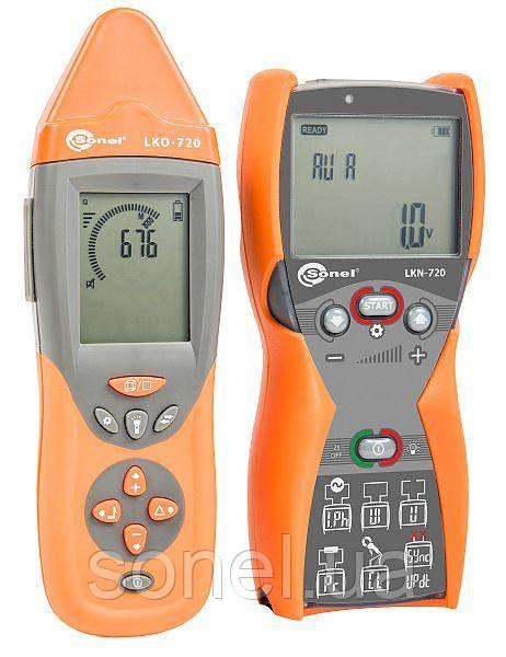 Комплект для пошуку прихованих комунікацій LKZ-720