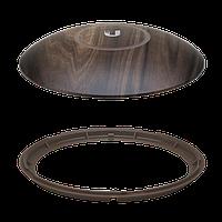 Декоративная накладка на точку доступаUbiquiti UniFi nanoHD, Wood Design (nHD-cover-Wood)
