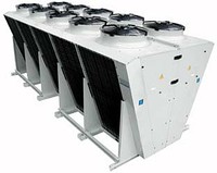 EMICON ARW 550 версия с осевыми вентиляторами средней и большой мощности