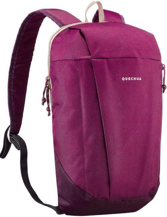 02eec5e5743a Рюкзак Молодежный Quechua Arpenaz 10 Л. 2487061 Бордовый — в ...