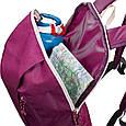 Рюкзак Quechua arpenaz 10 л 2487061 бордовый, фото 7