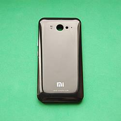 Задняя панель корпуса Xiaomi Mi2, Mi2S Черная