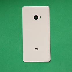 Задняя панель корпуса Xiaomi Mi Note 2 Белая