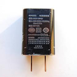Сетевое зарядное устройство Xiaomi 2000mAh оригинал, американская вилка