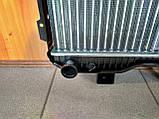 Радиатор охлаждения 3-х рядный УАЗ (алюминий), фото 4