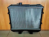 Радіатор охолодження 3-х рядний УАЗ (алюміній), фото 2