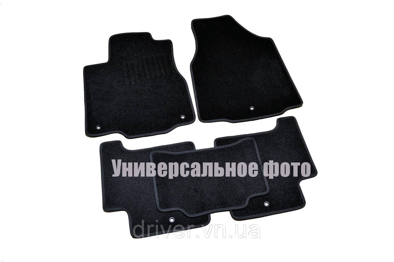 Килимки текстильні  для Mitsubishi Lancer (2003-2007) /Сірі 5шт GRCR1392