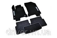 Килимки текстильні для Renault Laguna (2007-) IIІ, чорні