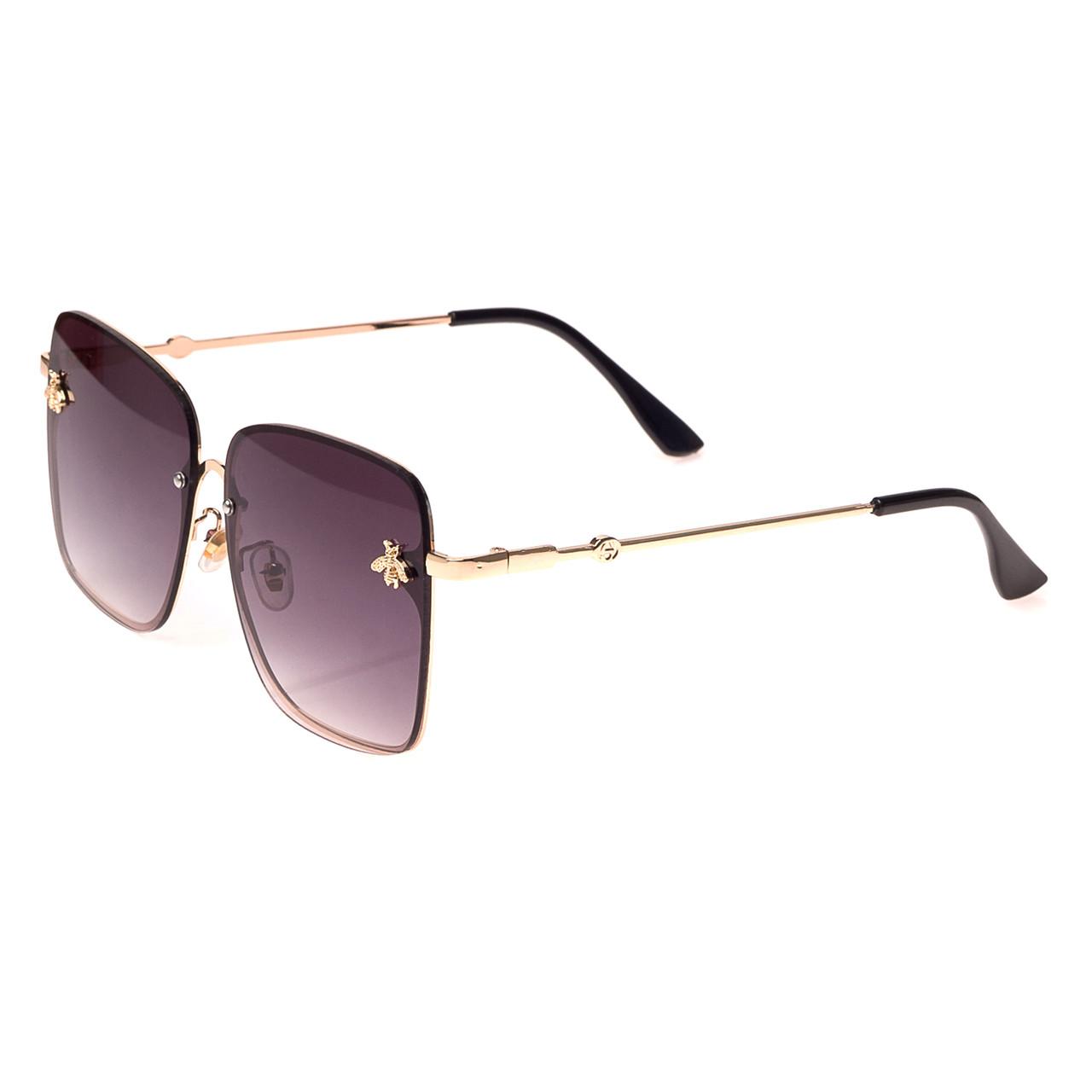 Солнцезащитные очки  Женские цвет Разноцветный ( 1843 С1 )