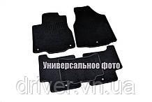 Килимки текстильні  для Skoda Super B (2008-2015) /Чорні Premium BLCLX1566
